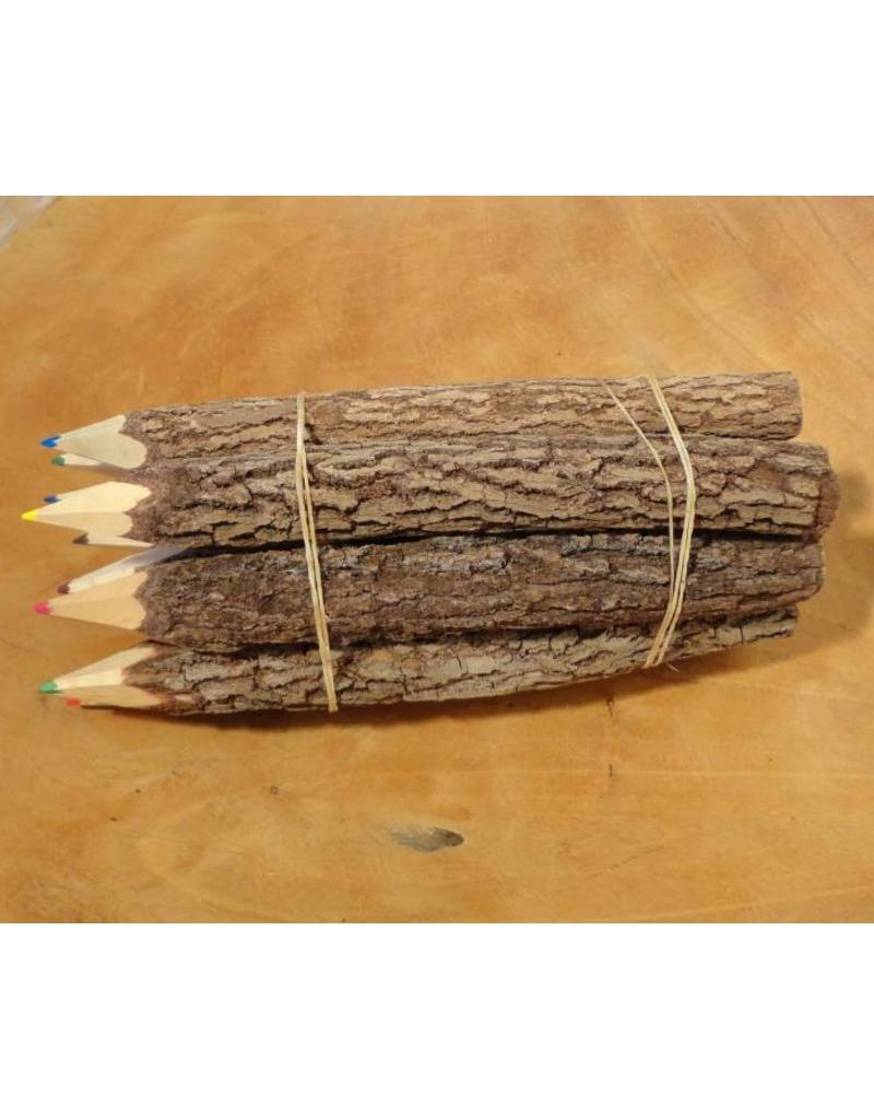 Kanika coloured pencils set of 10 pieces 17.5 cm