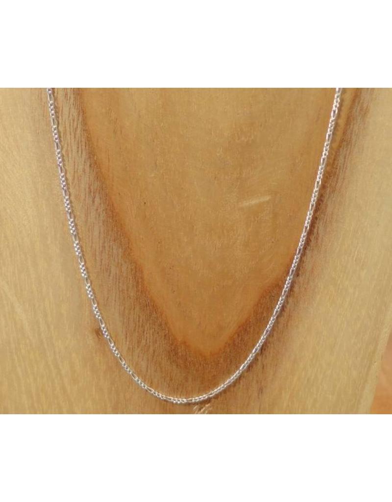 Necklace figaro
