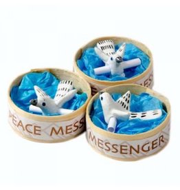 Barbosa Fair Trade peace messenger