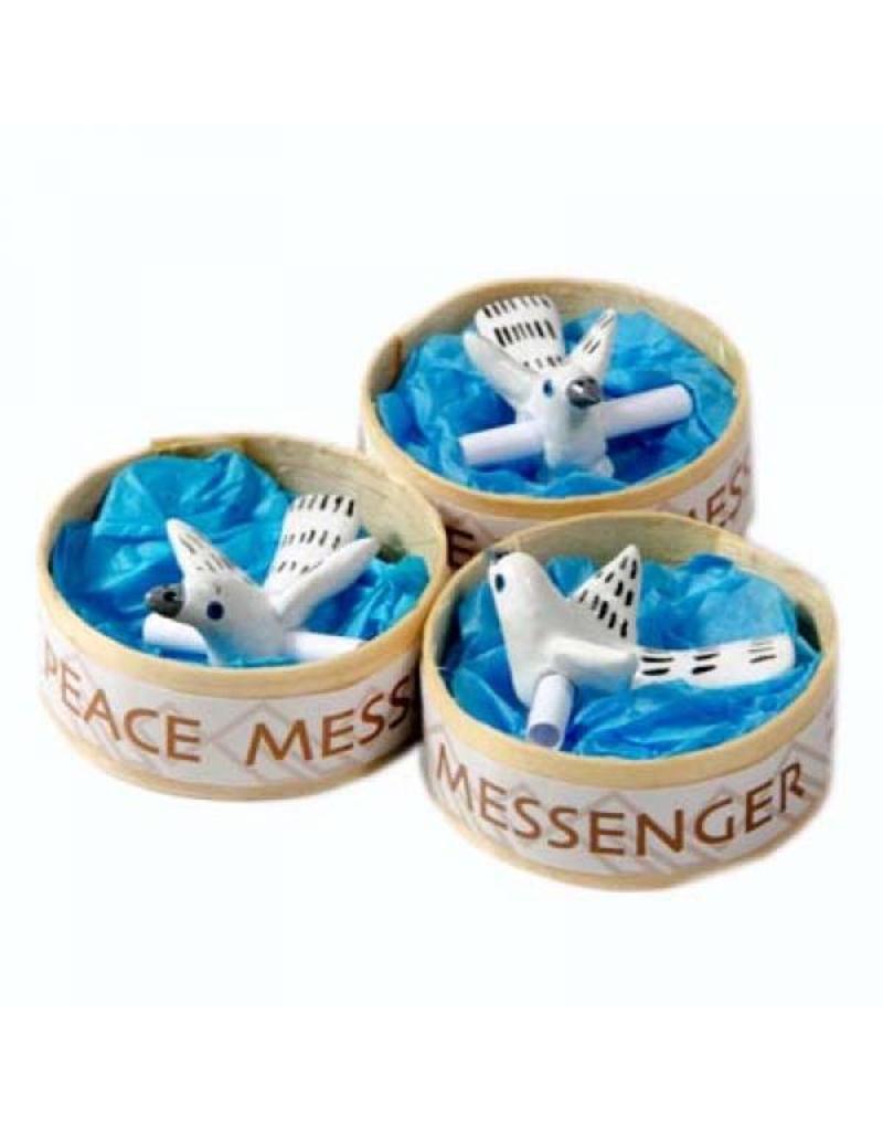 Barbosa Fair Trade peace messenger