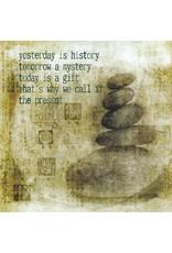 ZintenZ postcard Yesterday is history