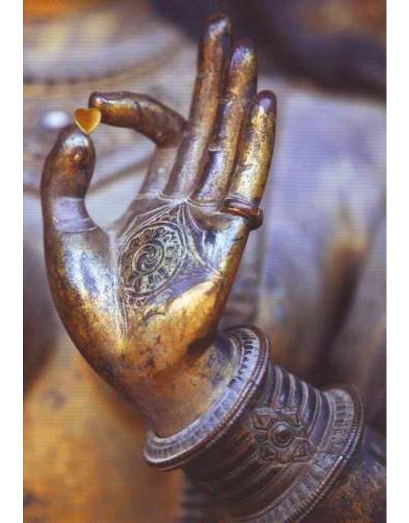 ZintenZ magneet Buddha love