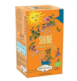 Shoti Maa sundial tea: Shine
