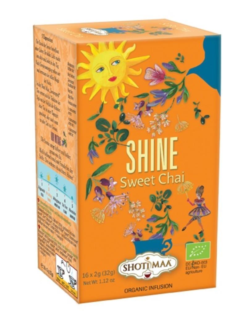 Shoti Maa zonnewijzer thee: Shine