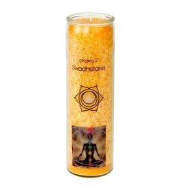 Yogi & Yogini geurkaars Chakra 2 Swadhistana