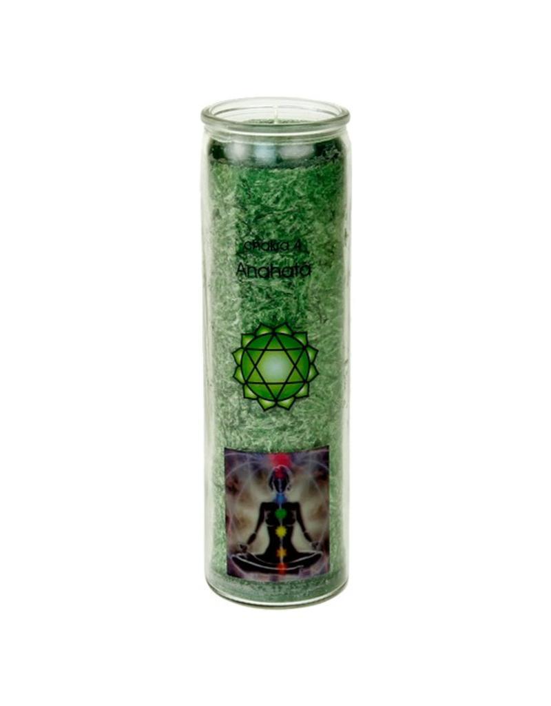 Yogi & Yogini scented candle Chakra 4 Anahata