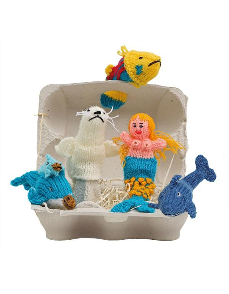Titicaca finger puppets Ocean to go