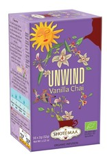 Shoti Maa zonnewijzer thee: Unwind