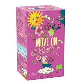 Shoti Maa zonnewijzer thee: Move on