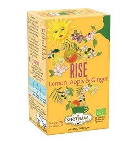 Shoti Maa sundial tea: Rise