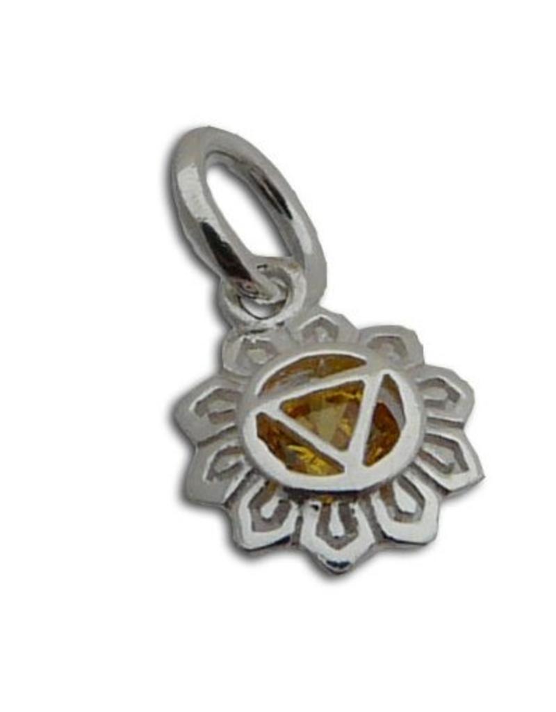 Shanti pendant solar plexus chakra