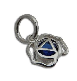 Shanti pendant fore head chakra