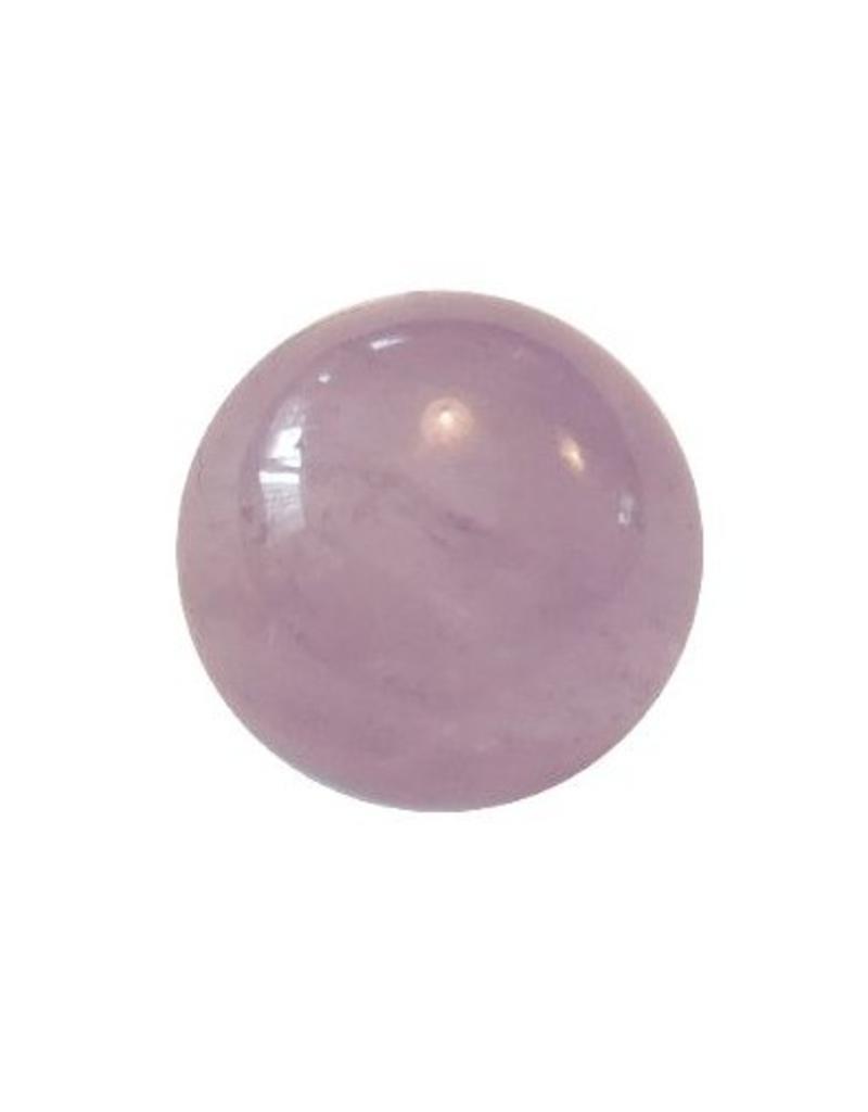 Interchangeable gemstone Amethyst violet 12 mm