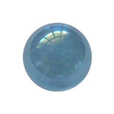 Interchangeable gemstone Aqua Aura