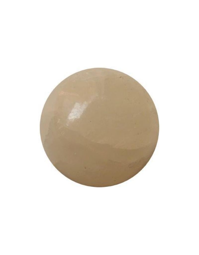 Wisselsteen Jade geel 12 mm