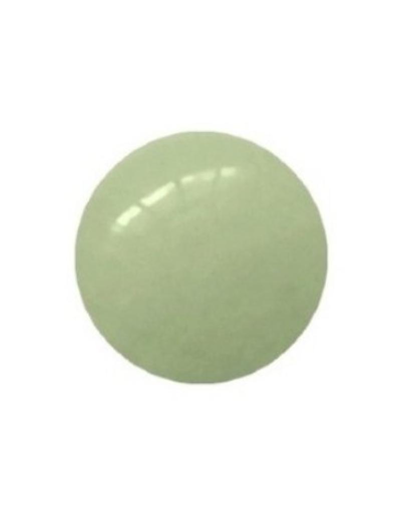 Interchangeable gemstone Jade green 10 mm