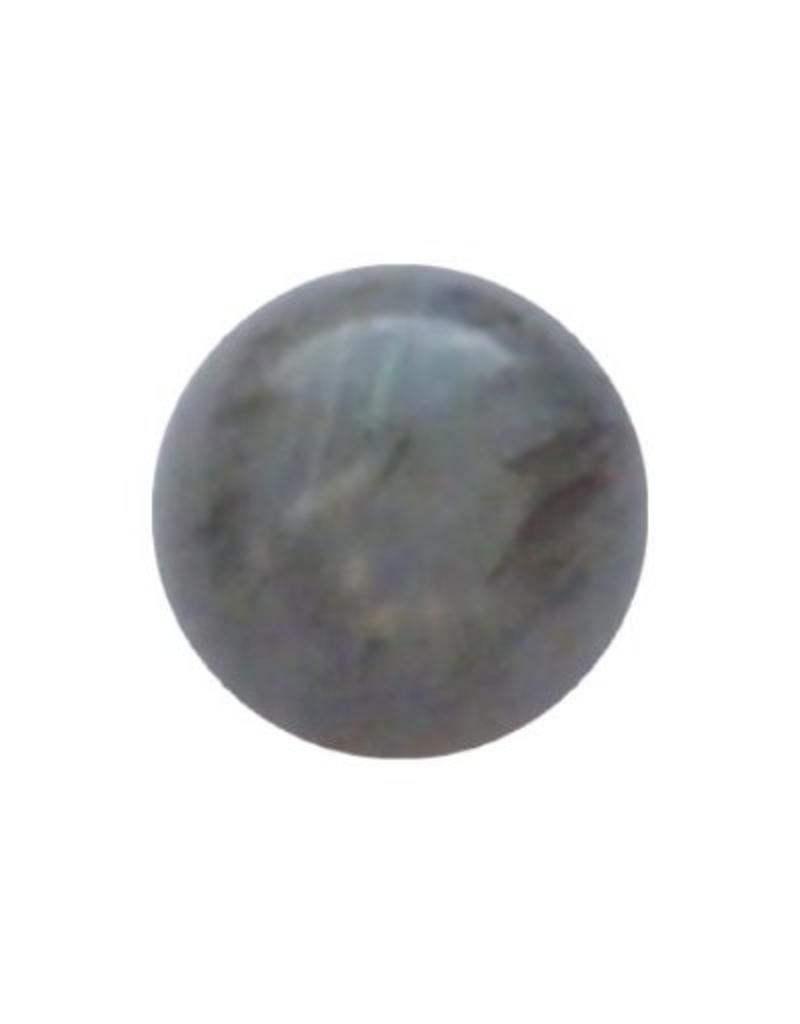 Interchangeable gemstone Labradorite
