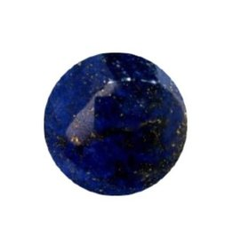 Interchangeable gemstone Lapis Lazuli 12 mm