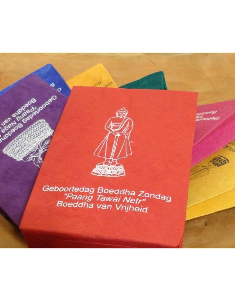 Dakini geboortedag Boeddha zaterdag mini