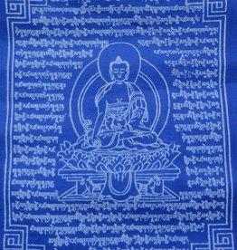Dakini Tibetaanse gebedsvlaggen Medicijn Boeddha