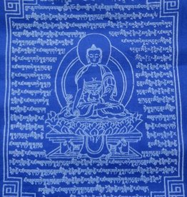 Dakini Tibetan prayer flags Medicine Buddha