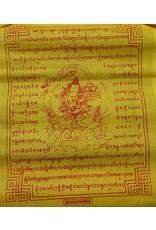 Dakini Tibetan prayer flags Manjushri