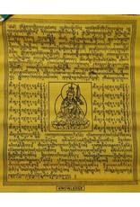 Dakini Tibetan prayer flags traditonal 25