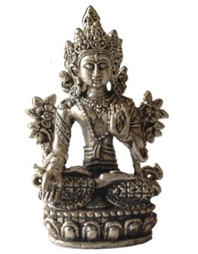 Dakini altaarbeeldje Witte Tara