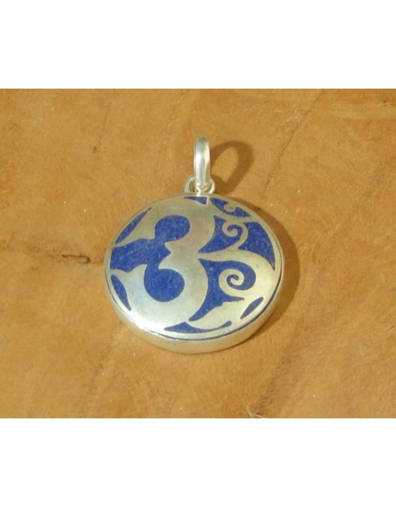 locket product made diy wholesale tibetan new angel silver fashion chain hand necklace pendant round jewelry opal