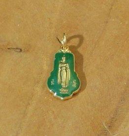 Dakini protection amulet birthday Buddha 3 wednesday