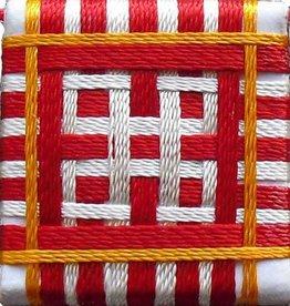 Dakini Tibetan protection amulet Sitatapatra