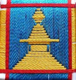 Dakini Tibetan protection amulet Medicine Buddha