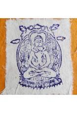 Dakini stamp Samantabhadra