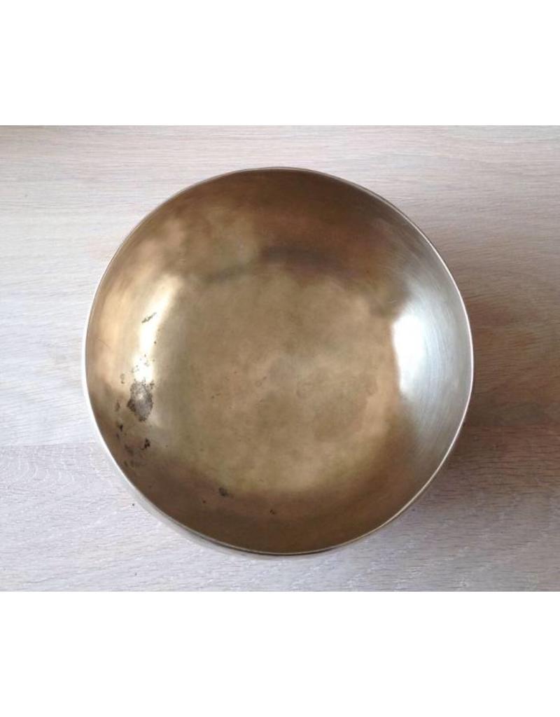 Dakini antique singing bowl Cobrebati 18 cm D