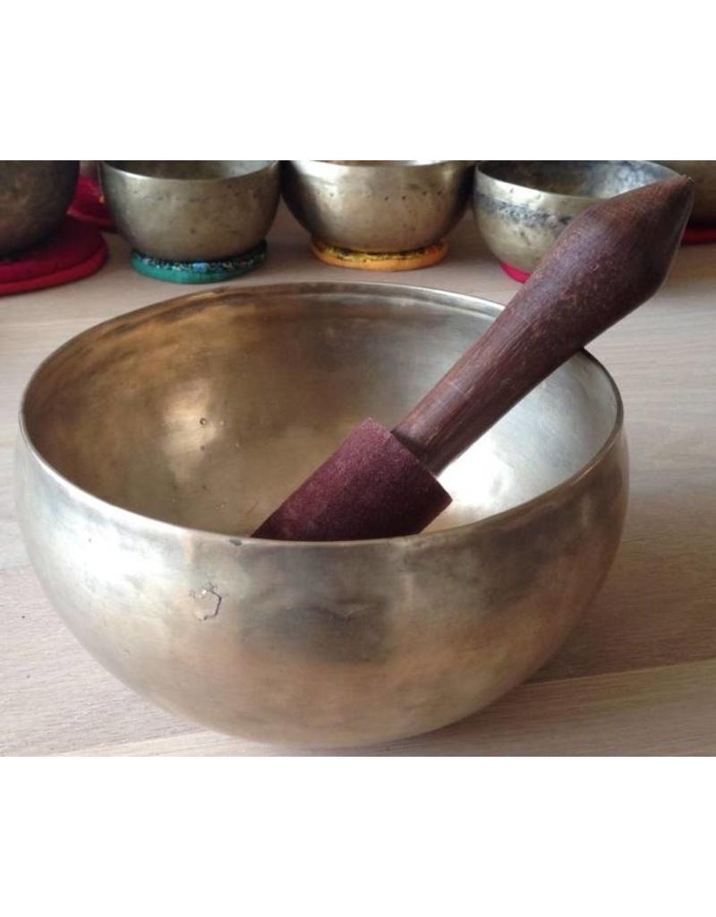 Dakini antique singing bowl Cobrebati 19.5 cm D