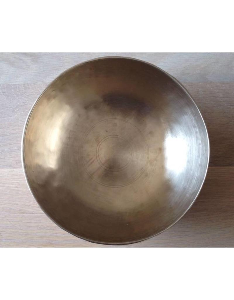 Dakini antieke klankschaal Cobrebati 18.5 cm G