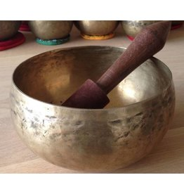 Dakini antique singing bowl Cobrebati 19 cm C