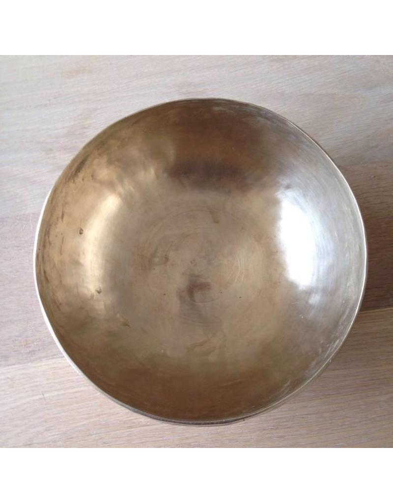 Dakini antique singing bowl Cobrebati 18.5 cm F