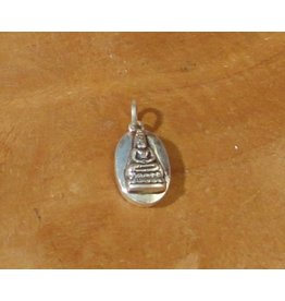 Dakini pendant birthday Buddha 4 thursday oval