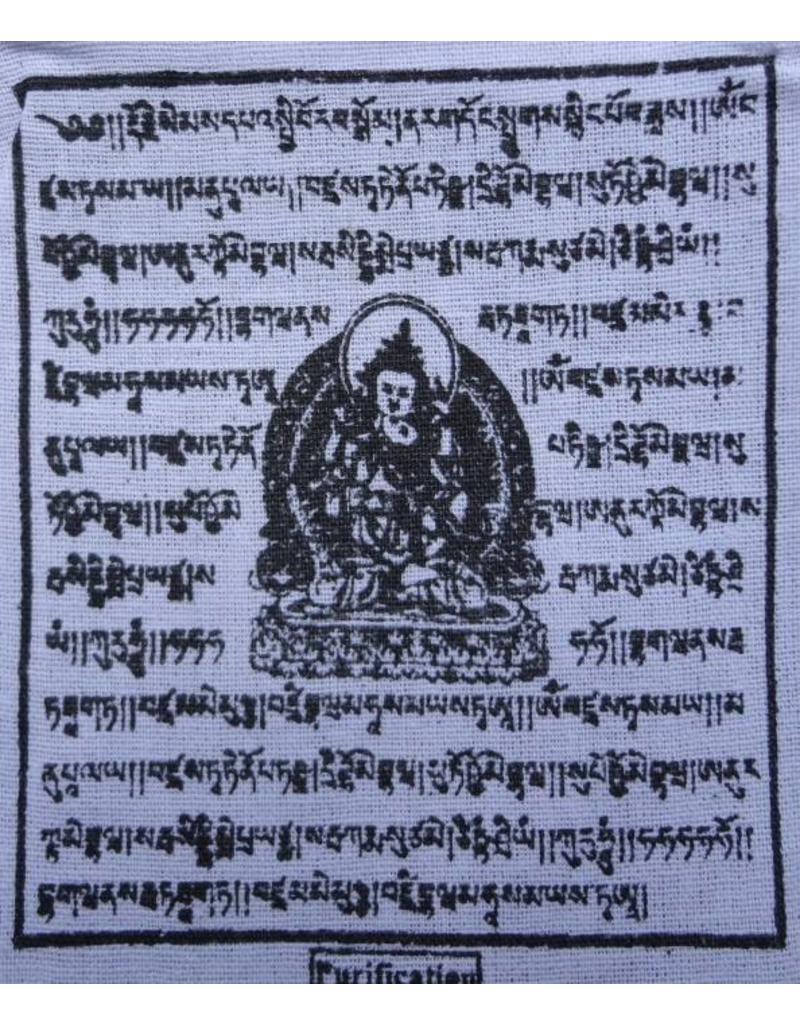 Dakini Tibetaanse gebedsvlaggen mini Taxi