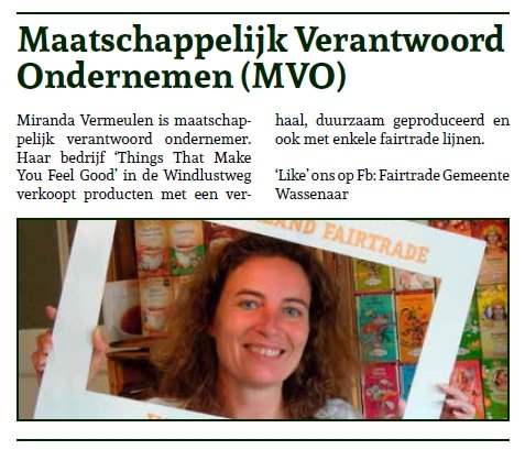 In de media: De Wassenaarse Krant