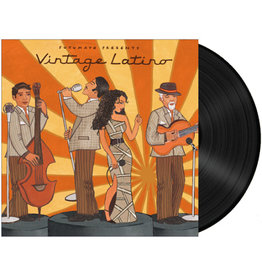 Putumayo Vintage Latino LP Limited Edition