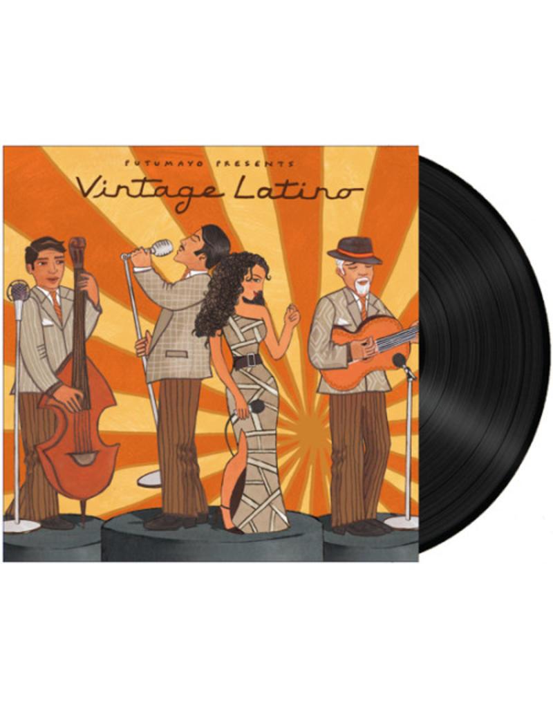 Putumayo Vintage Latino LP Limited Edition