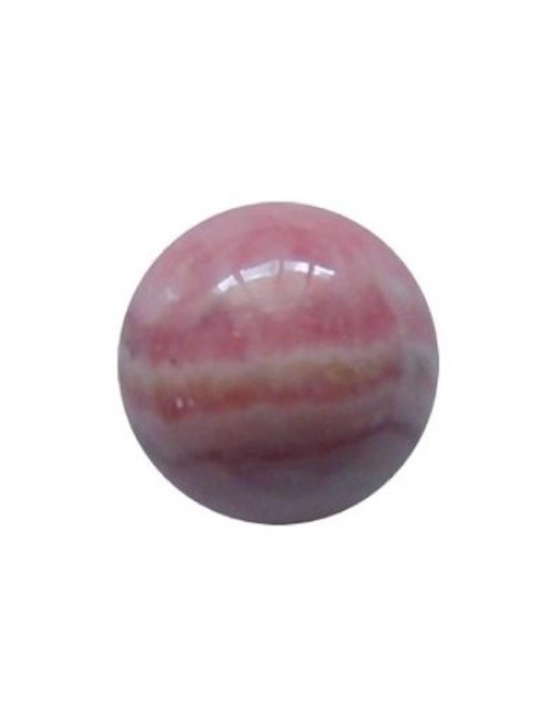 Interchangeable gemstone Rhodochrosite