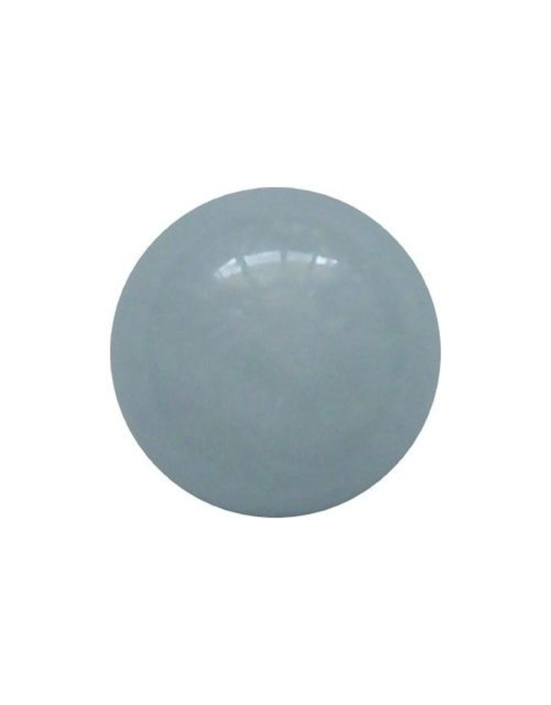 Interchangeable gemstone Aquamarine 10 mm