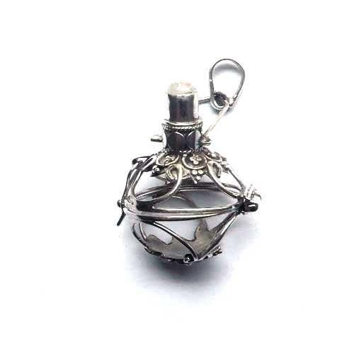Gemstone holder pendant bottle 12 mm things that make you feel good gemstone holder pendant bottle 12 mm aloadofball Images