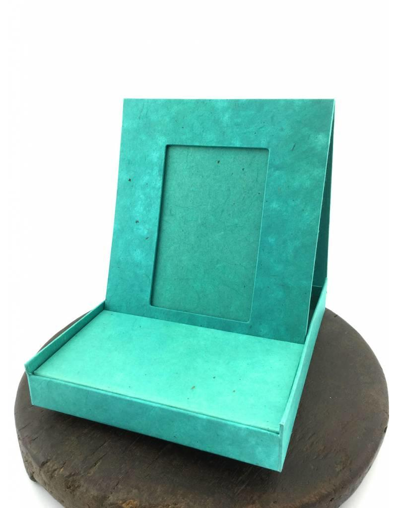 Altar box turquoise