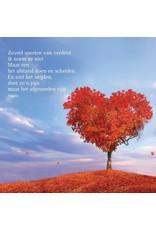 ZintenZ postcard Zoveel soorten van verdriet