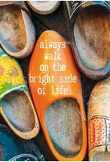 ZintenZ magneet Always walk on the bright side