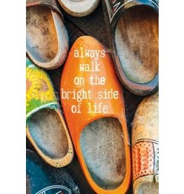 ZintenZ magnet Always walk on the bright side